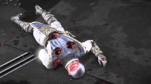 MKX Erron Black Six Shooter Fatality
