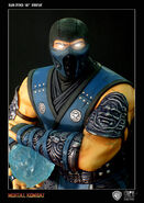 Sub-zero ledeyes SC collectible