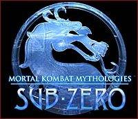 Mortal Kombat - Mythologies Sub Zero - Logo 2