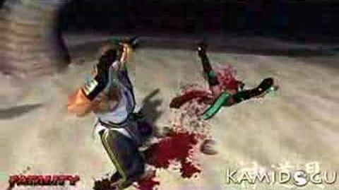 Mortal Kombat Deception Kobra's Fatality 2