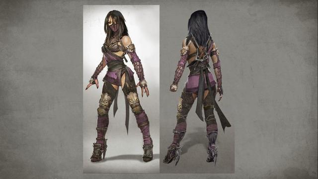 File:MK Mileena Concept Art 7.png