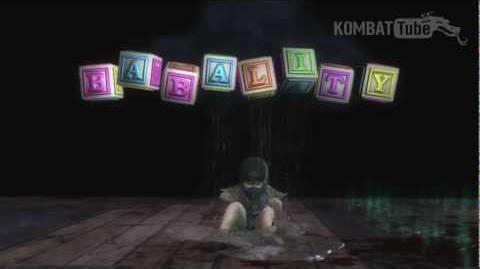 MK9 Rain Babality
