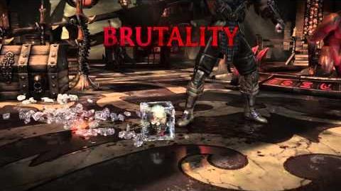 Sub Zero Brutality 4 - Ice Cubed