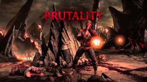 Liu Kang Brutality 2 - Dragon's Den