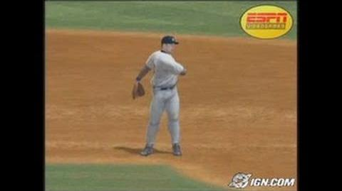ESPN Major League Baseball Xbox Gameplay 2004 02 17 1