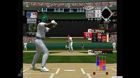 World Series Baseball 2K3 Xbox Gameplay 2003 01 28 1