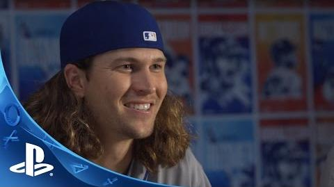 MLB The Show 16 - Hands-on with DeGrom PS4