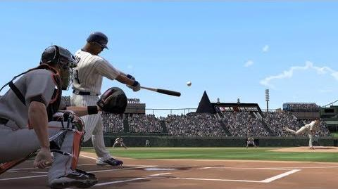 MLB 12 The Show - Opening Day