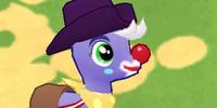 Clumsy Clownspony