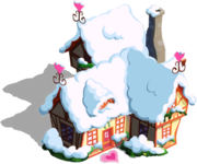 Lovestruck's House Winter