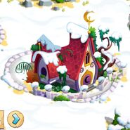 Moon dancer's home winter
