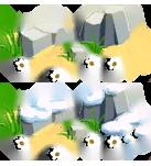 Small Rocks Canterlot