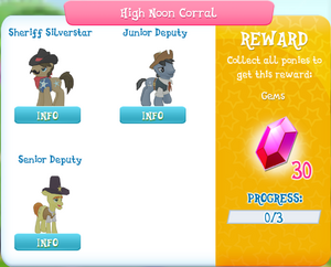 High Noon Corral