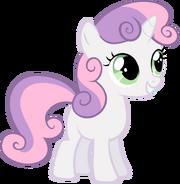 Sweetie Belle vector