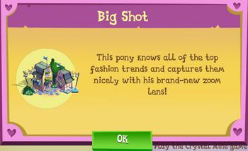 Big Shot Description