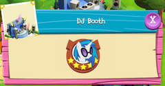 DJ Booth residents