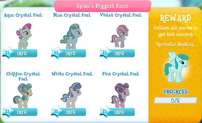 Spike's Biggest Fans