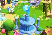 Pinkie Pie's harmony stone