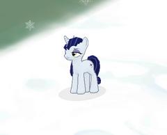 Goth Unicorn Character Image