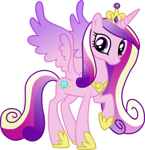 File:Princess Cadance Vector.png