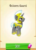 Unicorn Guard store unlocked