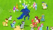Princess Luna shard dance