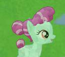 Aqua Crystal Foal