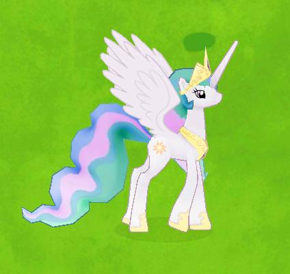 File:Princess Celestia Character.png