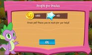 Profit for Ponies outro
