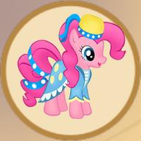 Pinkie Princess Outfit