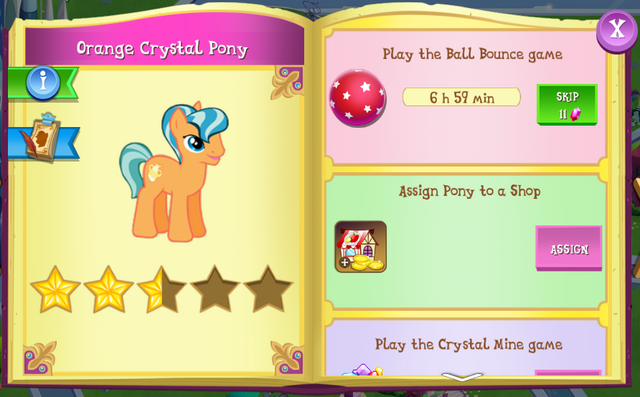 File:Orange Crystal Pony album.png