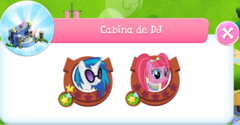 DJ Booth residents (updated)