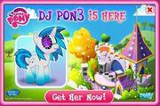 Comic-Con DJ Pon3 promo