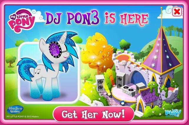 File:Comic-Con DJ Pon3 promo.jpg