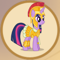 Royal Guard Sparkle Outfit