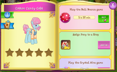 Cotton Candy Colt Album
