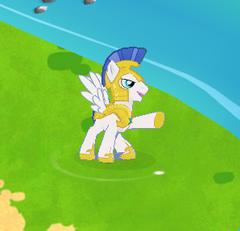Royal Guard Character