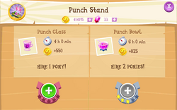 Punch Stand Products