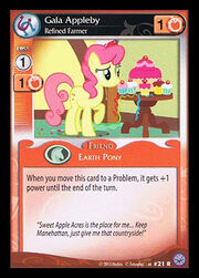 Gala Appleby, Refined Farmer card MLP CCG
