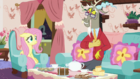 """Discord """"I can assure you that for the first time"""" S7E12"""