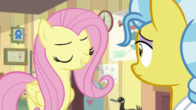 """File:Fluttershy """"what I've been telling everypony"""" S7E5.png"""