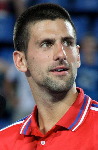 File:Novak Djokovic Hopman Cup 2011 (cropped).jpg