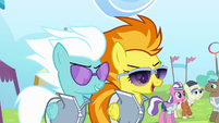 Spitfire 'you could fly with us' S4E10