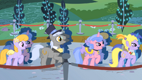 At the Gala background ponies 3 S01E26