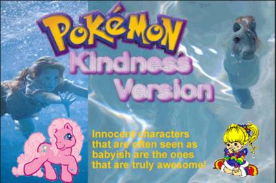 FANMADE Pokemon kindness verison tile srceen1