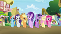 "Mane 6 and Starlight sings ""When you find it, it's the key"" S5E26.png"