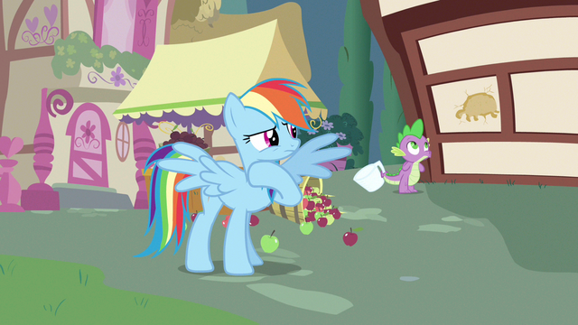 File:Rainbow Dash fine I guess S3E11.png