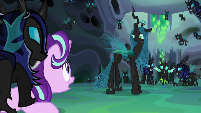 """File:Starlight Glimmer """"now he doesn't need to feed"""" S6E26.png"""