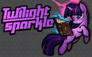 FANMADE Twilight Sparkle character art new Fighting is Magic
