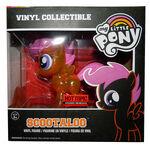 Funko Scootaloo glitter vinyl figurine packaging